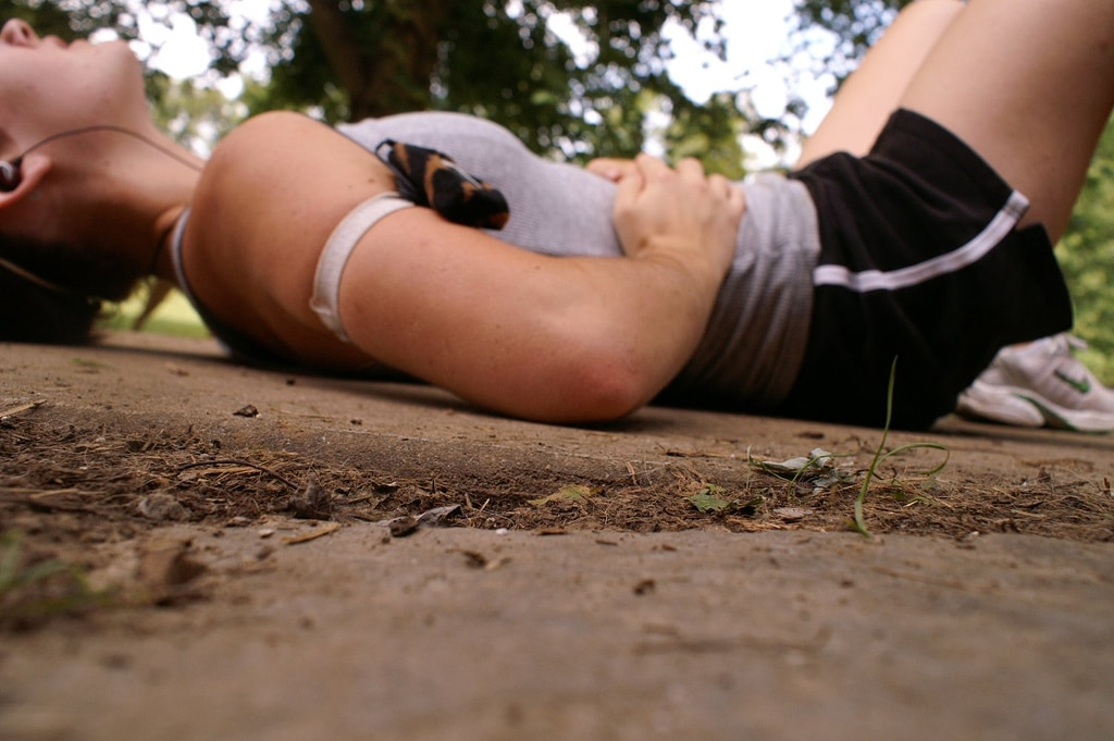 How to Prevent & Beat Side Stitches When Running — Runners Blueprint